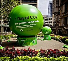 1 Day of CO2, Sydney by iami