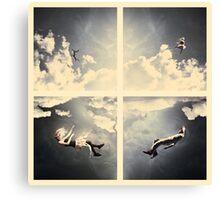 Escape Velocity Canvas Print