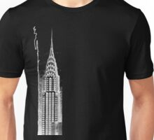 Chrysler Building Sketch Unisex T-Shirt