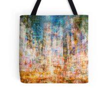 Average Time Square Tote Bag