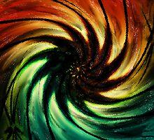 Tilt a Whirl by MadBillArt