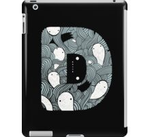 D for doodle iPad Case/Skin