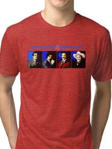 The Channel 4 News Team Tri-blend T-Shirt