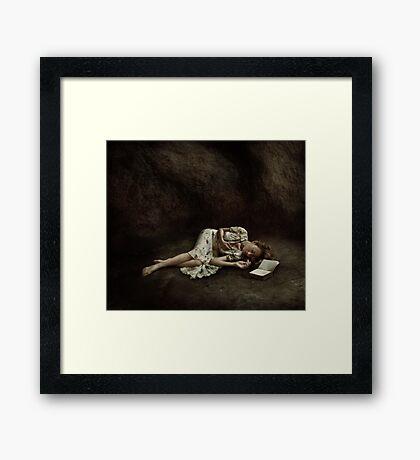 Katharine Framed Print