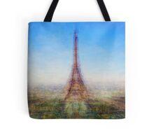 Average Eiffel Tower Tote Bag