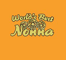 Worlds best Nonna Womens Fitted T-Shirt