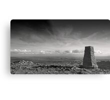 'Hill of the Winds' Metal Print