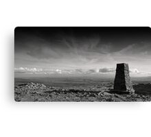 'Hill of the Winds' Canvas Print