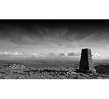 'Hill of the Winds' Photographic Print