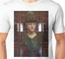 Copper Bust in Rome Unisex T-Shirt