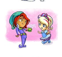 Mad Pajama Party by Mary C
