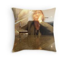 Lorna Movement Throw Pillow