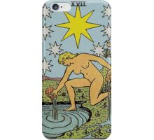 The Star Tarot iPhone Case/Skin