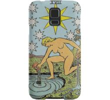 The Star Tarot Samsung Galaxy Case/Skin