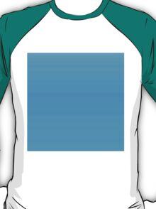 Tiffany Blue Stripes T-Shirt