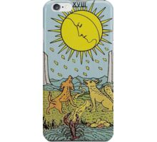 The Moon Tarot iPhone Case/Skin