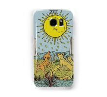 The Moon Tarot Samsung Galaxy Case/Skin