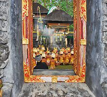 Temple ceremony by Adri  Padmos