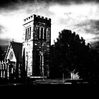 Saint Marks Anglican Church Warwick QLD 1868 by Albert