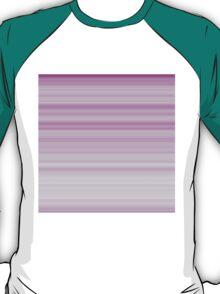 Pink-White Stripes T-Shirt