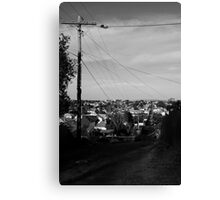 Williams Lane Canvas Print