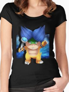 Ludwig Von Koopa Women's Fitted Scoop T-Shirt