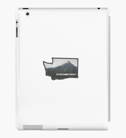 PACIFICNORTHWEST WASHINGTON iPad Case/Skin