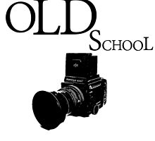 old school camera by dgladstone