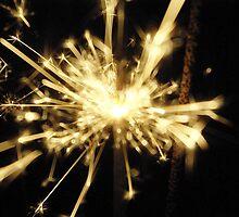 Spark in the dark by RavenMunro