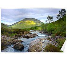 Glencoe,Scotland. Poster