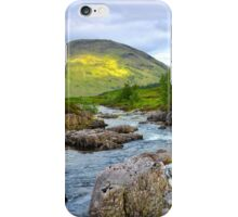 Glencoe,Scotland. iPhone Case/Skin