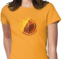 Orange delight  - JUSTART © Womens Fitted T-Shirt