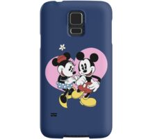 minnie and mickey mouse Samsung Galaxy Case/Skin