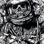 Dead Astronaut by carbine