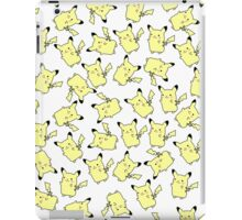 Lots and Lots of Pikachu iPad Case/Skin