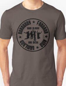 Anchorman, Ramones Style ! T-Shirt