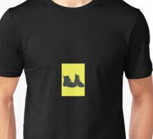 Black boots Unisex T-Shirt