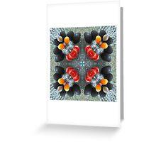 Fruit on Ice Greeting Card