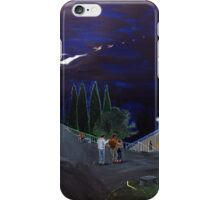 Sudden Departures iPhone Case/Skin