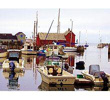 Rockport Harbor Photographic Print