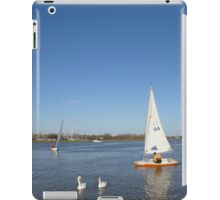 Beautiful Blue Sky iPad Case/Skin