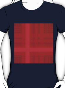 Red Plaid T-Shirt