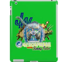 JW Gyrosphere w Jimmy  iPad Case/Skin