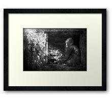 Companion Framed Print