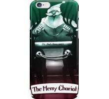Tarot Greeting Card - The Merry Chariot iPhone Case/Skin