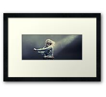 Break Out Framed Print