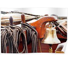 Ships Bell Poster