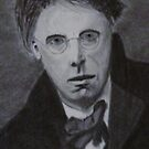 Yeats by NickYoungArt