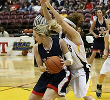 Dedicated to CSU-Pueblo Womens Basketball RMAC Champonship Game by Carl M. Moore