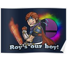 Roy's Our Boy Poster